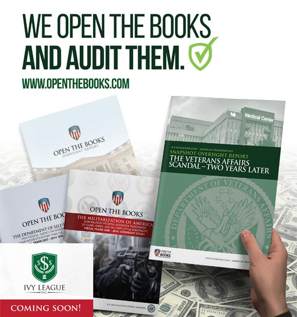 Upcoming Oversight Report
